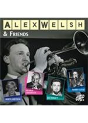 Alex Welsh & His Band - Alex Welsh And Friends (Music CD)