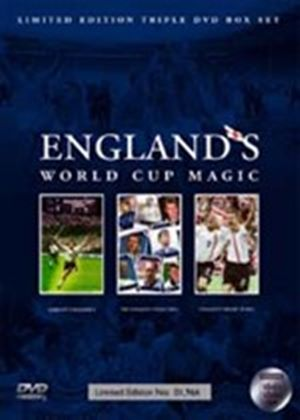 Englands World Cup Magic (Special Limited Edition) (Box Set)