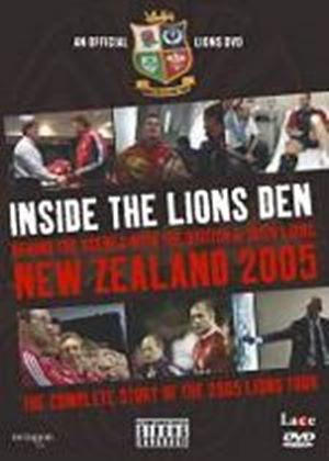 New Zealand 2005 - Inside The Lions Den (British Lions Rugby)