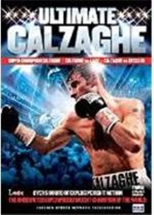 Ultimate Joe Calzaghe Boxset