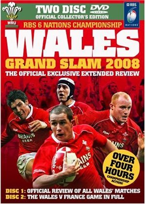 Wales Grand Slam 2008 (Collectors Edition)