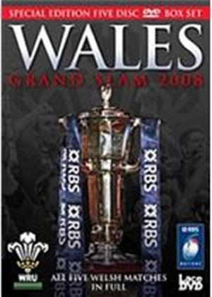 Wales Grand Slam - The Ultimate Edition (2008)