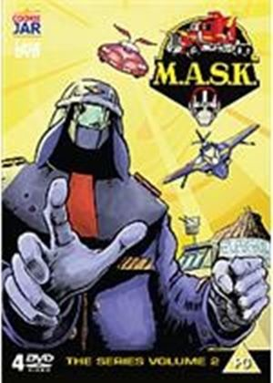 M.A.S.K. - Series 2 - Complete (MASK)