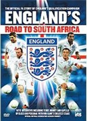 England's Road To South Africa - Official Fa Collector's Edition