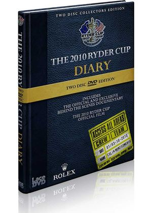 The 2010 Ryder Cup Diaries and 38th Ryder Cup Official Film