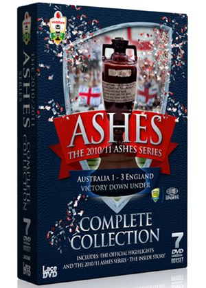The Ashes - Complete Collection - Australia 2010/2011 (Limited Edition Box Set)