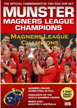 Munster Rugby: Magners League Champions (2011)