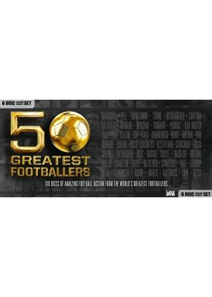Football's Greatest [DVD]