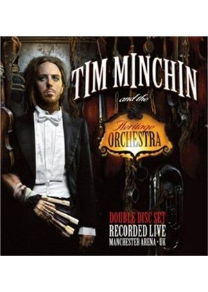 Tim Minchin - Tim Minchin & the Heritage Orchestra Recorded Live, Manchester Arena UK (Live Recording) (Music CD)