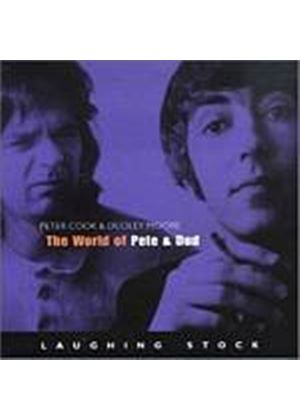 Peter Cook And Dudley Moore - World Of Pete And Dud (Music CD)