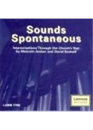 Sounds Spontaneous - Improvisations Through the Church\'s Year