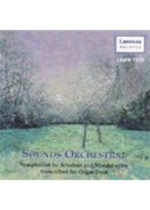 Sounds Orchestral - Organ transcriptions