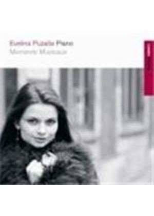 Evelin Puzaite - Moments Musicaux (Music CD)