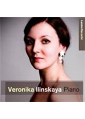 Veronika Ilinskaya (Music CD)