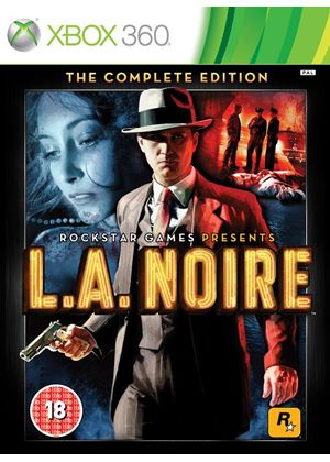 L.A. Noire - The Complete Edition (XBox 360)