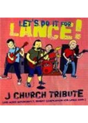 Various Artists - Lets Do It For Lance  (Music Cd)