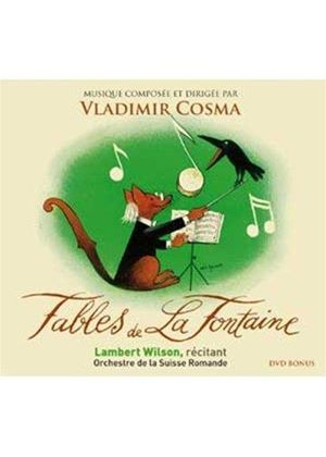 Vladimir Cosma: Fables de La Fontaine (Music CD)