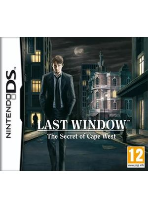 Last Window - The Secret of Cape West (Nintendo DS)