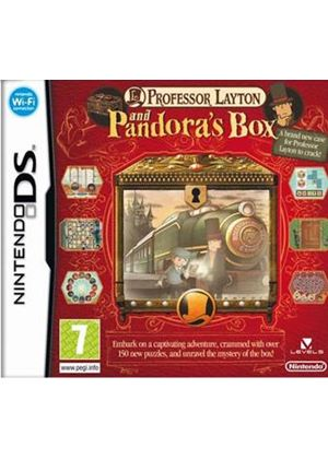 Professor Layton and Pandoras Box (Nintendo DS)