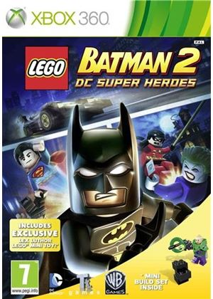 LEGO Batman 2: DC Super Heroes - Includes Toy (Xbox 360)