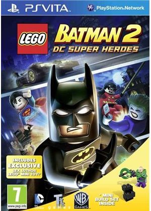LEGO Batman 2: DC Super Heroes - Includes Toy (PlayStation Vita)