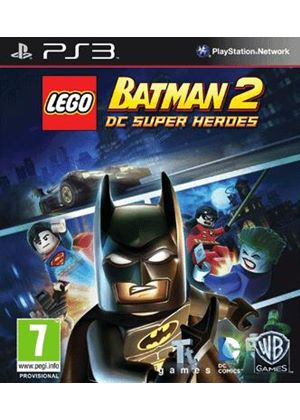 LEGO Batman 2: DC Super Heroes - Essentials (PS3)