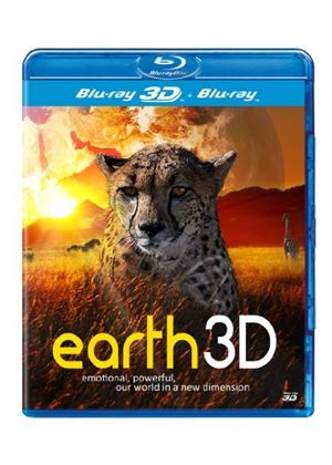 Earth 3D (Blu-ray 3D + Blu-ray)