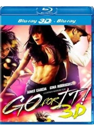 Go For It! (3D Blu-Ray)