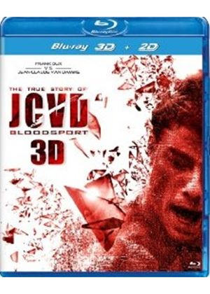 JCVD: Bloodsport - The Story (3D Blu-Ray)