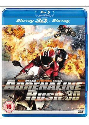 Adrenaline Rush (3D Blu-Ray)