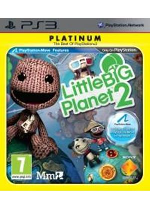 LittleBigPlanet 2 - Platinum (Move Compatible) (PS3)