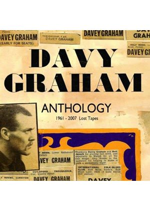Davy Graham - Anthology (1961-2007 Lost Tapes) (Music CD)