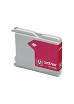 Brother LC1000M - Print cartridge - 1 x magenta - 400 pages