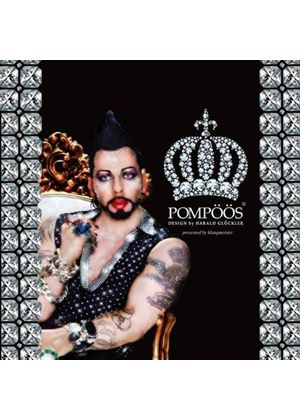 Various Artists - Pompoos (Mixed by Klangmeister) (Music CD)