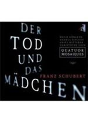 Schubert: Death and the Maiden; String Quartets (Music CD)
