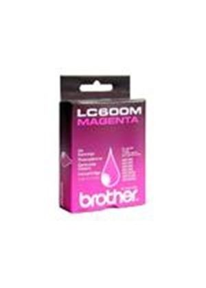 Brother LC600M - Print cartridge - 1 x magenta - 450 pages