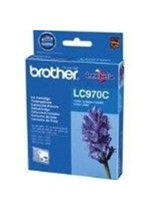Brother LC970Y - Print cartridge - 1 x yellow - 300 pages
