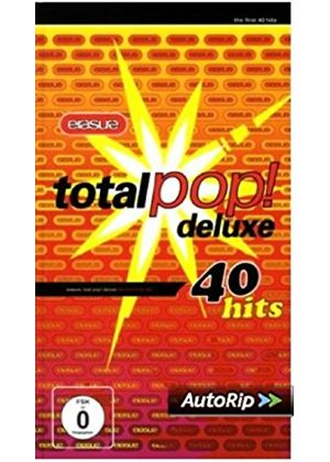 Erasure - Total Pop - The First 40 Hits (Deluxe 3 CD & DVD Box) (Music CD)