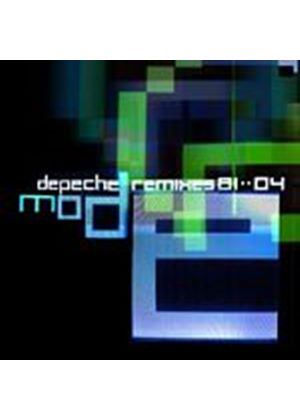 Depeche Mode - Remixes 81>04 (Music CD)