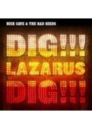 Nick Cave And The Bad Seeds  - - Dig, Lazarus, Dig (Deluxe Edition) (Music CD)