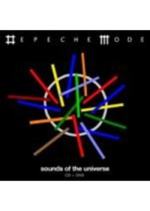 Depeche Mode - Sounds Of The Universe (CD & DVD) (Music CD)