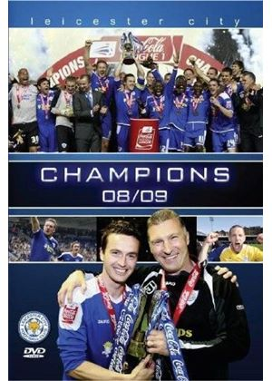 Champions: Leicester City Season Review 2008/09