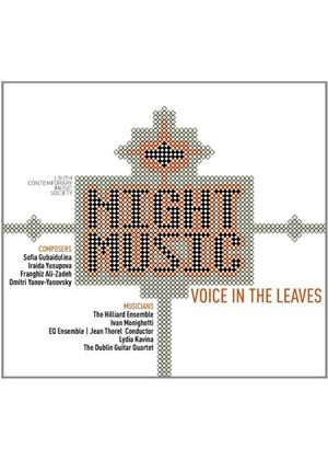 Night Music: Voice in the Leaves (Music CD)