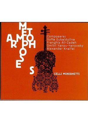 Metamorphoses (Music CD)