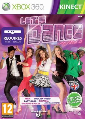 Let's Dance with Mel B - Kinect (Xbox 360)