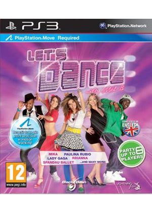 Let's Dance with Mel B - Move (PS3)