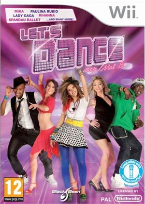 Let's Dance with Mel B (Wii)