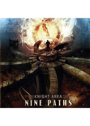 Knight Area - Nine Paths (Music CD)
