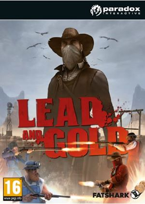 Lead & Gold: Gangs of the Wild West (PC)