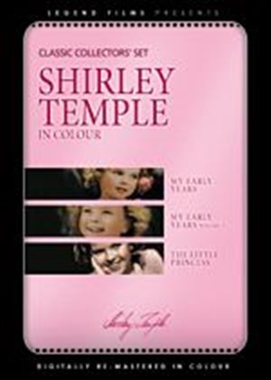 Shirley Temple - Classic Collectors Set (Including - The Little Princess)